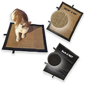 Amazon.com : Cat Scratch Mat, Cat Scratch Pad, Cat
