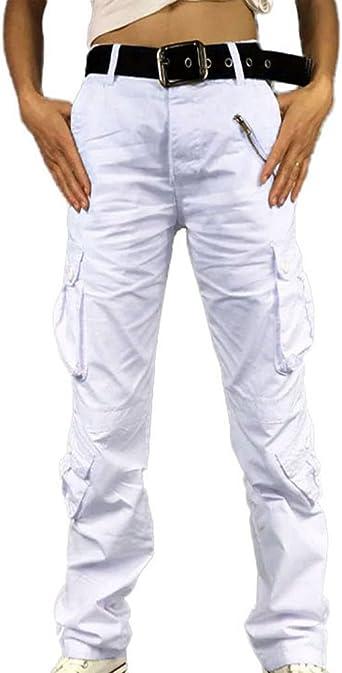 Zkoo Hombre Workwear Pantalones Pantalones De Trabajo Militar Casual Algodon Pantalon Laboral Hombre Cargo Pantalons Pantalones De Trabajo Amazon Es Ropa Y Accesorios