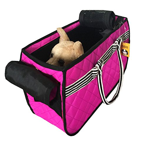 Quilted Pet Dog Carrier Tote - 6