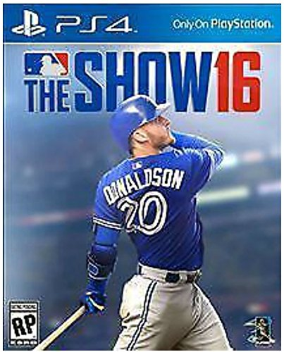 MLB: The Show 16 (Sony PlayStation 4) BRAND NEW