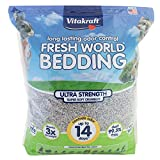 Vitakraft Fresh World Ultra Strength Crumble Bedding for Small Animals
