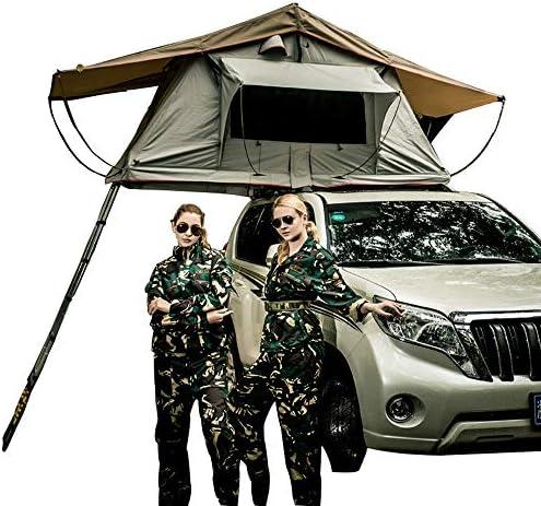 Tienda de campaña, Tienda de carros para Acampar al Aire Libre, Tienda de Techo de Barra hidráulica para Viaje - Equipo para Autos: Amazon.es: Hogar