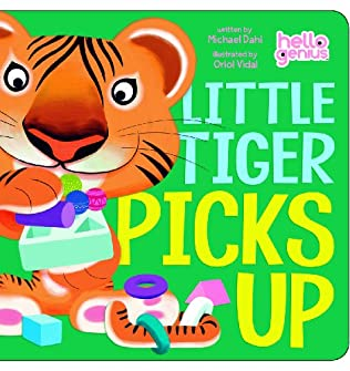 book cover of Little Tiger Picks Up