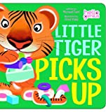 img - for Little Tiger Picks Up (Hello Genius) book / textbook / text book