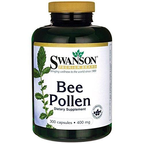 Bee Pollen 400 300 Caps product image