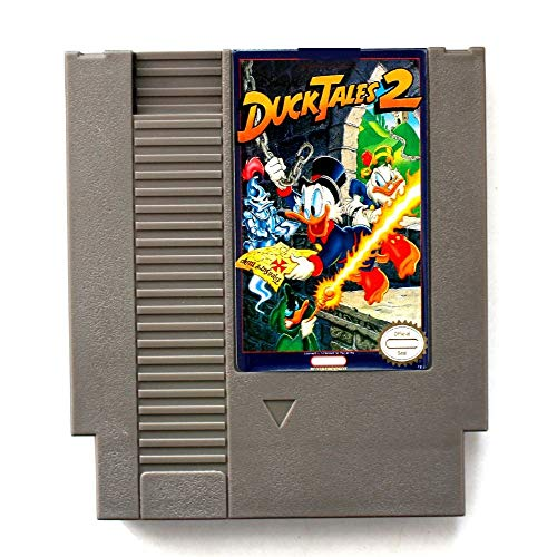 it game Duck Tales 2 English Version 72 Pins Game Card For 8 Bit Game Player ()