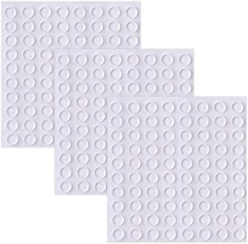 Rubber Bumpers Self Adhesive Pads Cabinet Bumpers Glass Table