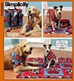 Simplicity Sewing Pattern 4061 Pet Accessories by Shirley Botsford Designs