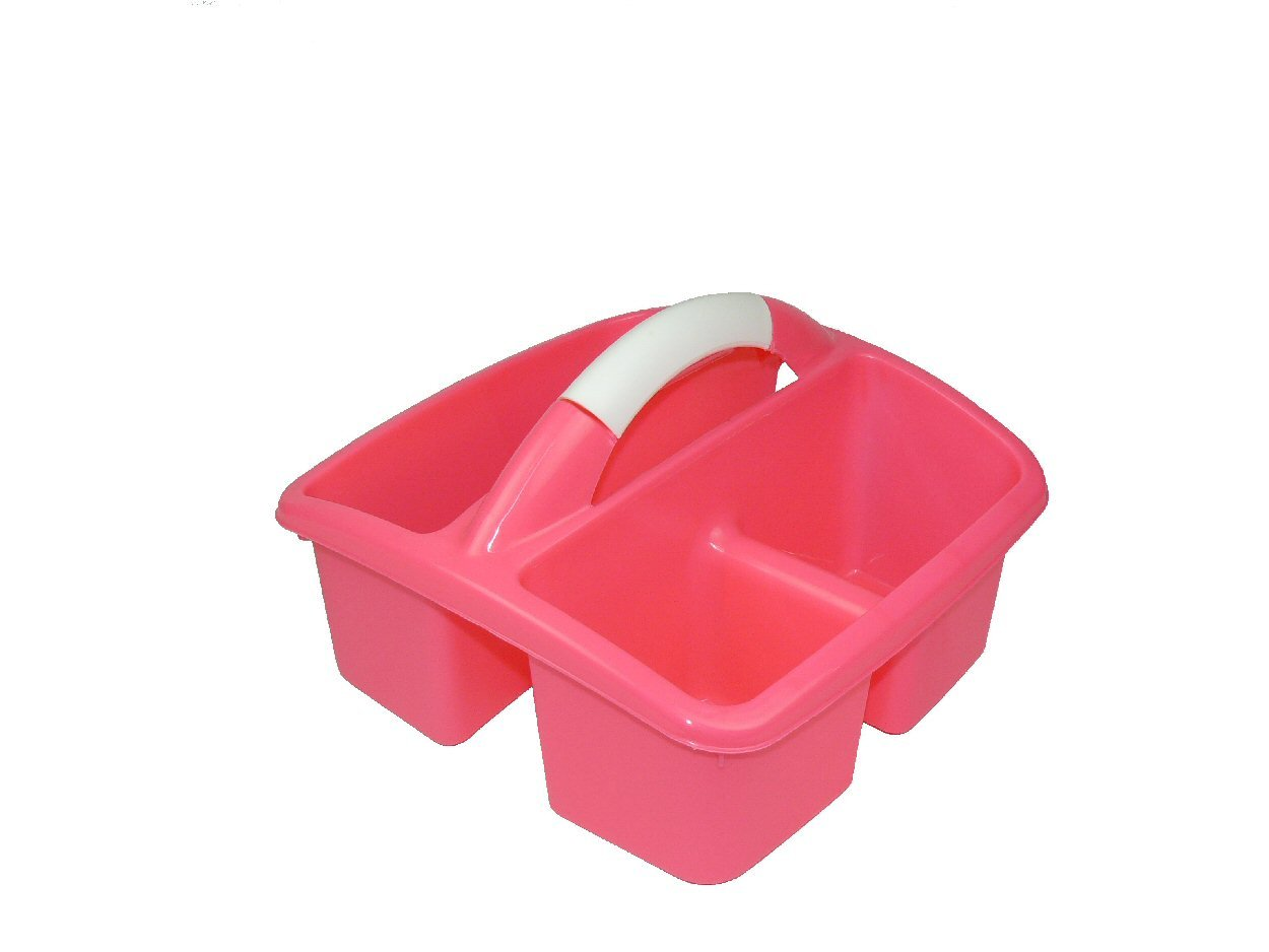 Romanoff Deluxe Small Utility Caddy, Hot Pink 26907