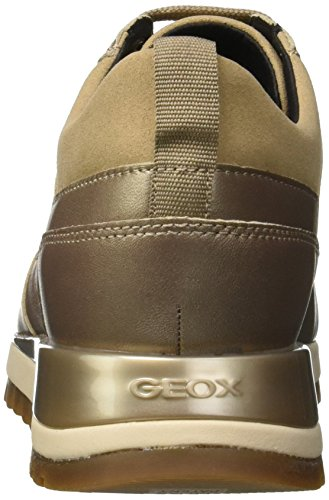 Tabelya Mujer B para Champagne Zapatillas D Cb500 Geox 45Hqzz