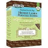 Addiction Raw Dehydrated Grain-Free Dog Food, Herbed Lamb & Potatoes, 2lbs