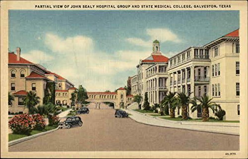 partial-view-of-john-sealy-hospital-group-and-state-medical-college-original-vintage-postcard