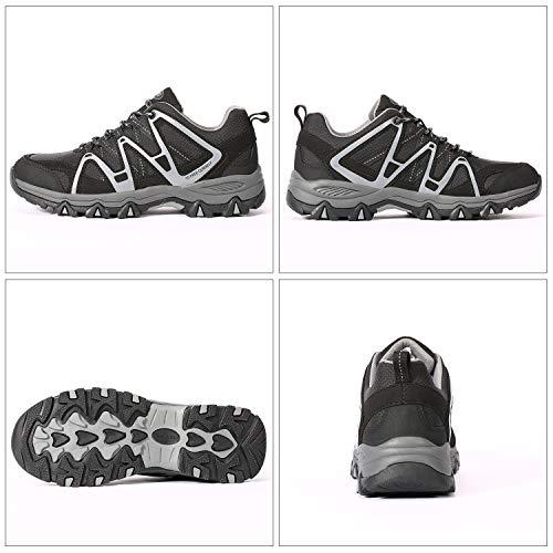 Eu 39 Chaussures Basses Homme Tfo Noir Pour gris B1Anxw