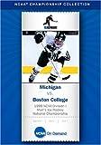 1998 NCAA Division I Men's Ice Hockey National Championship - Michigan vs. Boston College, disc 2