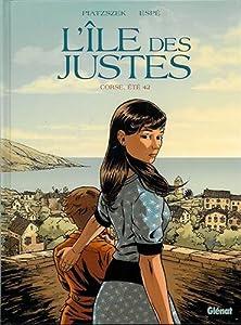"""Afficher """"L'île des Justes"""""""