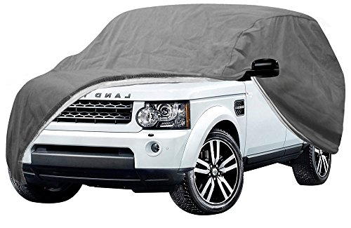 OxGord CSVT-940-XL Outdoor Car Cover (Cover Hummer Car)