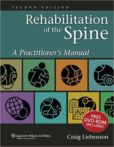 craig liebenson rehabilitation of the spine