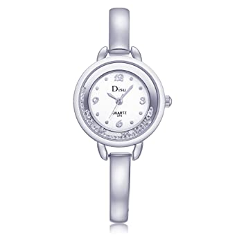 Amazon.com: Relojes de cuarzo para mujer, quealent único ...