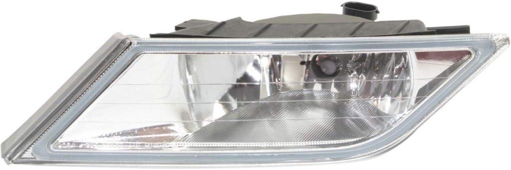 For 2011 2012 2013 Honda Odyssey Fog Lamp Light Passenger Side