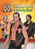 wwe coloring - WWE Colouring & Activity Book