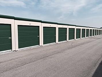 DuroSTORAGE 6u0027x7u00274u0026quot; 850 Series MIAMI FL WIND CERTIFIED Steel Roll