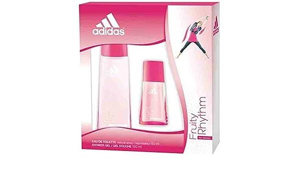 Estuche For Women Fruity Rhythm Colonia 75ml y 30ml Adidas: Amazon.es: Belleza