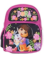 Nickelodeon Girls Dora the Explorer with Boot 14 Backpack
