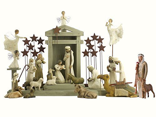 Demdaco Nativity (25 Pc. Willow Tree Nativity Package)