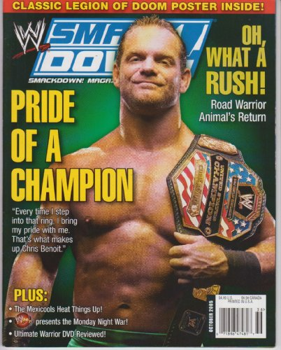 WWE Smackdown Magazine October ()