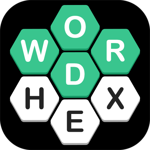 Word Hex Key: Puzzle On Hexa (Word Finder App For Words With Friends)
