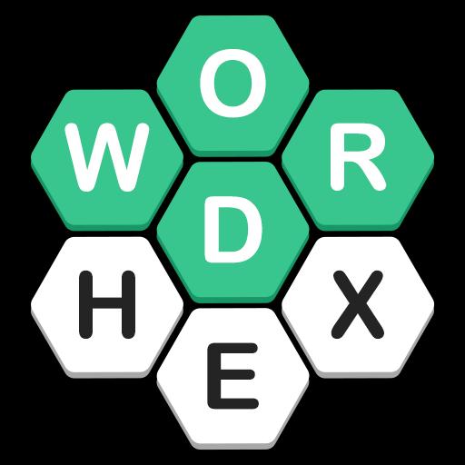 Word Hex Key: Puzzle On Hexa ()