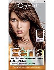 L'Oréal Paris Feria Permanent Hair Color, 45 French...