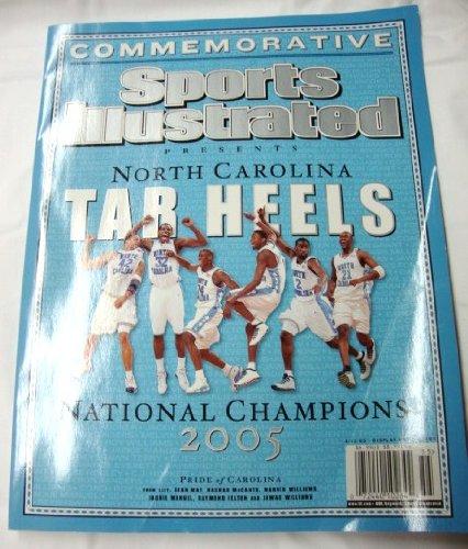 Sports Illustrated April 13, 2005 NC Tar Heels NCAA Champs