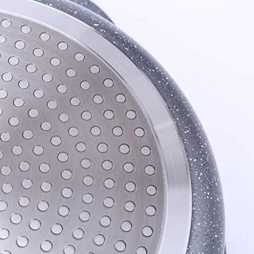 Frying Pan Avec Easy Clean, Revêtement En Céramique Non-Stick, 28 Cm - Maifan Pierre Wok Frying Pan