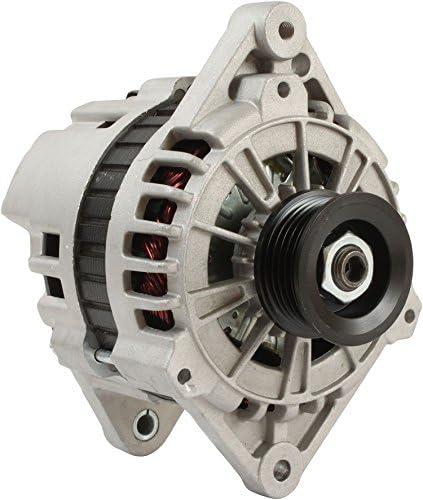 DB Electrical ADR0258 New Alternator For Daewoo Lanos 1.5L 1.5 1.6L 1.6 98 99 00 01 02 1998 1999 2000 2001 2002 113350 219139 96303556 96303550 400-12223 8280 ALT-1210 1-2403-01DR