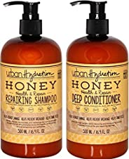 Urban Hydration Honey Hair Cleanse and Hydrate - 2pc Set