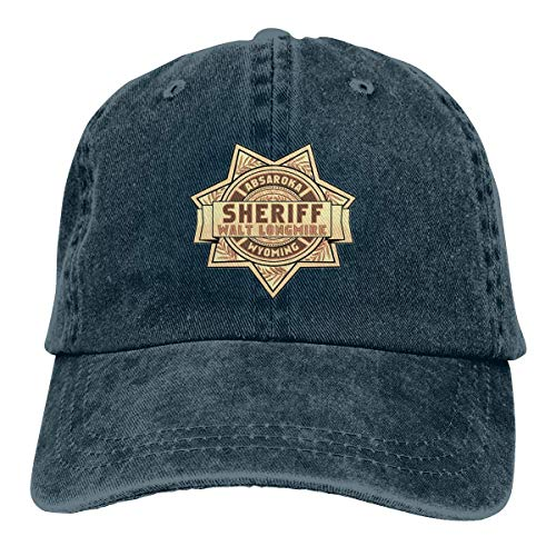 YBHAT Longmire for Sheriff Mens & Womens