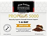Peter&John Propolis 5000 Flavonoids 70mg Capsule Strength Immune Support (200c / 1 Pack)