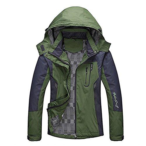 mickymin-hooded-waterproof-jacket-softshell-raincoat-women-sportswear-green-m
