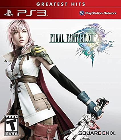 Final Fantasy XIII (PS3) Games at amazon