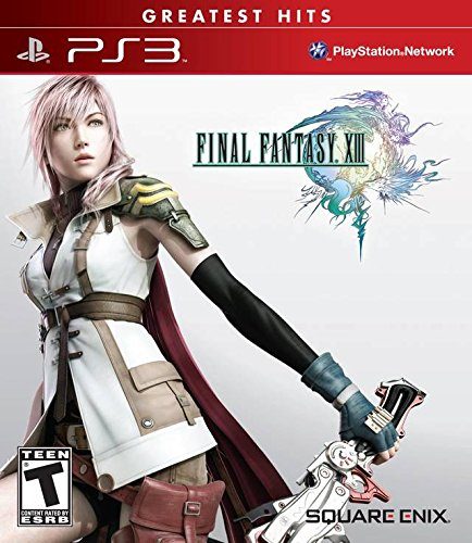 Final Fantasy XIII - Playstation 3 (Entertainment Console Transitions)