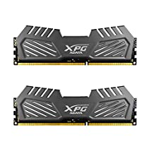 ADATA USA XPG V2 Series 8GB DDR3 1600 PC3 12800 (4GBx2) Kit AX3U1600W4G9-DMV