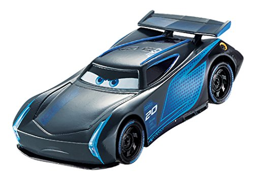 Disney/Pixar CARS 3 - Details & Downloadable Activity Sheets #Cars3 - Disney Cars Pixar Die-Cast Jackson Storm Vehicle