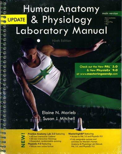 Human Anatomy & Physiology: Main Version