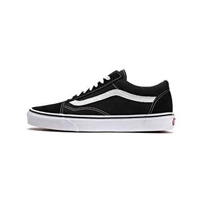 Vans Unisex-Erwachsene Old Skool Classic Suede/Canvas Low-top ...