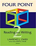 Four Point Reading and Writing - Advanced EAP, Lawrence J. Zwier, 0472031805