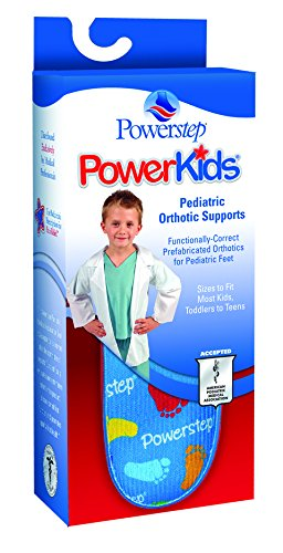Price comparison product image Powerstep Powerkids Pediatric Insole 3 / 4 Ke Tod 13-Youth