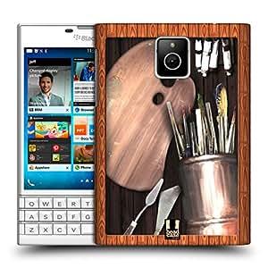 Head Case Designs Artist Shadow Box Hard Back Case for BlackBerry Z30