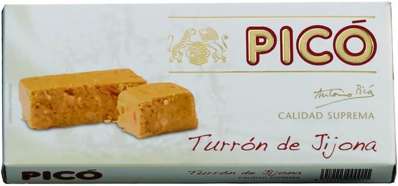 Picó - Pack incluye 3 Turron de Jijona – Turron blando de ...