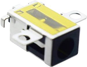 Rangale AC DC Power Jack Plug in Charging Port Socket Connector Compatible for Lenovo IdeaPad 330-15IGM 81D1 330-15IKB 81DE 330-17IKB 81DM Series
